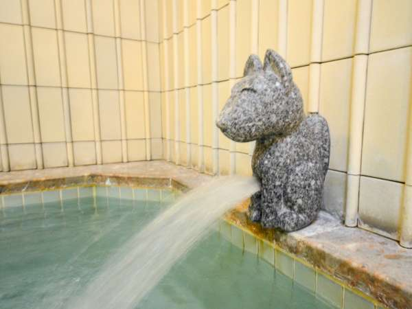 【大浴場(女湯)】ご利用は24時迄★自家源泉の温泉で1日の疲れも吹き飛ぶ!