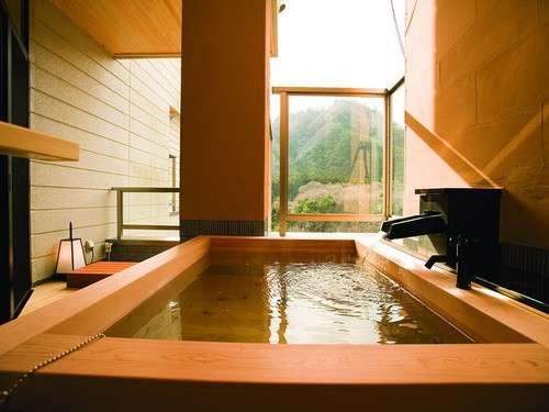 なでしこ 客室露天風呂