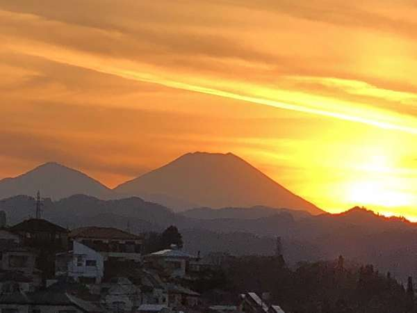富士山2018/1/16撮影