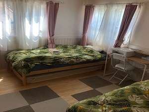 ツインルーム はなれ 各部屋に別室にツインルームあり