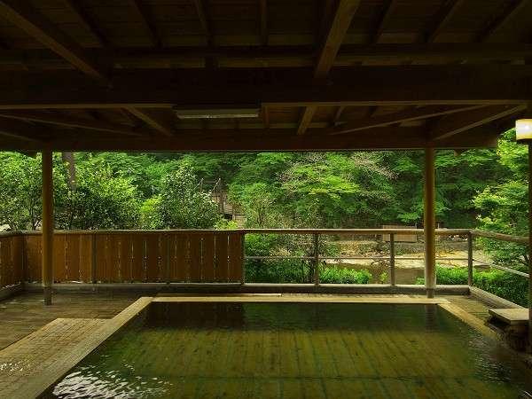 【湯ったりの宿 松楓楼 松屋】山の静寂と清流の音。湯の温もり。時がゆっくり流れます。