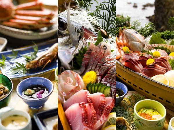 【絶景夕陽の宿 料理旅館 平成】夏の北陸海の幸を堪能!絶品海鮮と温泉で満腹&満足な休日を