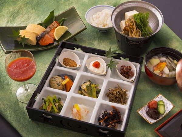 ■【朝食】料亭ならではの自慢の和朝食です♪