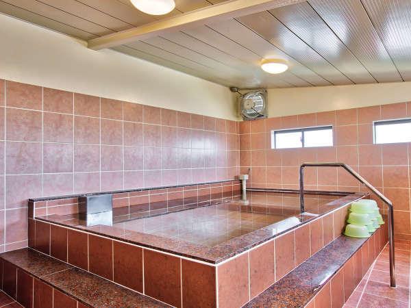 【女湯】大浴場で旅の疲れを癒してください♪