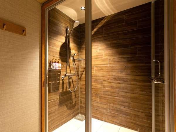 客室Shower Room