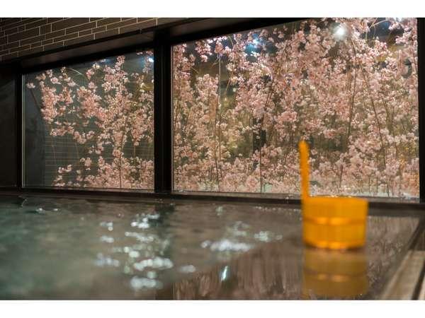 大浴場:高濃度炭酸泉~福来路-ふくろう-の湯~ 健康促進・疲労回復・美肌効果