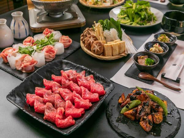 【芦ノ湖 虎乃湯】【GoToトラベル対象】食べて、笑って、安らげる。お肉が美味しい宿