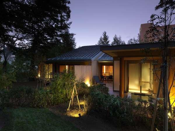 【定山渓鶴雅リゾートスパ森の謌】まるで森に抱かれているような優しい空間