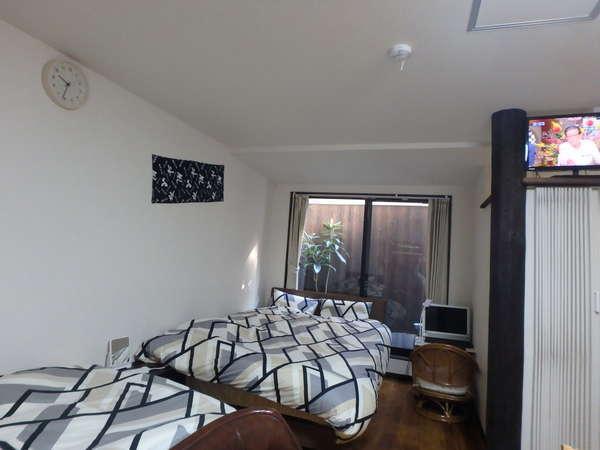 京の宿西大路familieの客室です。