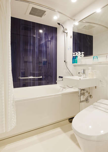 EXダブル 浴室