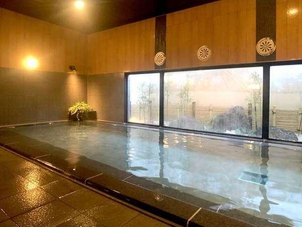 【人工温泉大浴場「旅人の湯」】ご利用時間⇒15:00~2:00、5:00~10:00
