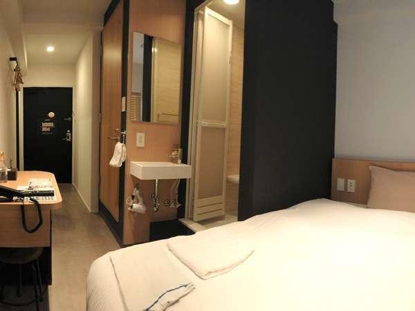 シングルルーム 日本ベッド社製 幅140×長さ200