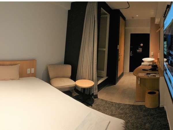 ダブルルーム 日本ベッド社製 幅160×長さ200