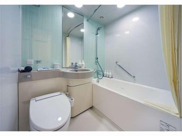 【バスルーム】シングルルーム