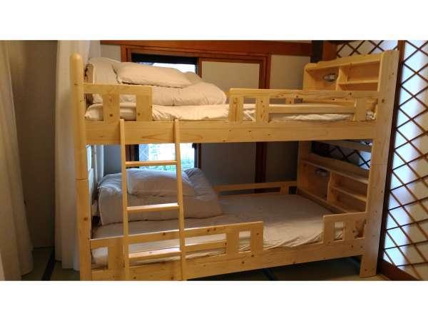 大部屋寝室2(ドミトリールーム)