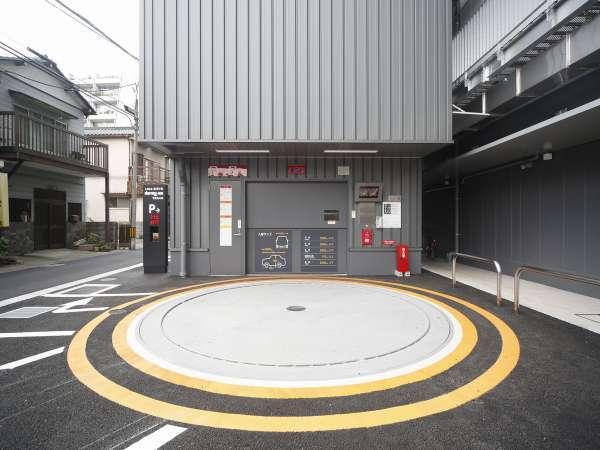 ■タワー式立体駐車場