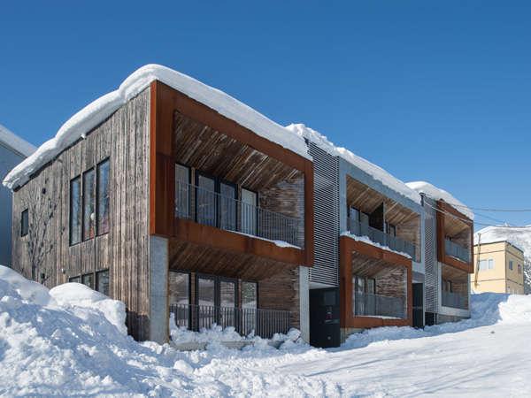 スキー場まで700M!冬のアクティビティを存分にお楽しみいただけます!