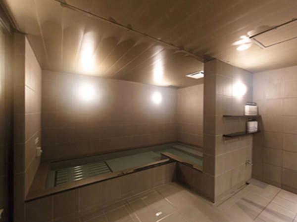 B1大浴場では、バイブラバスやミストサウナあり♪