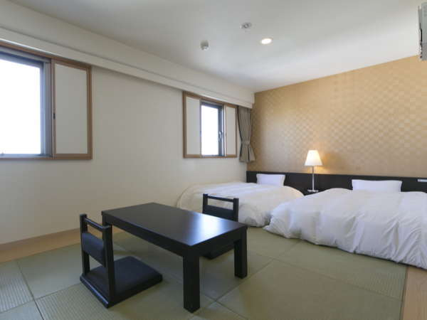和室【2ベッドルーム・26㎡・最大4名様迄宿泊可】