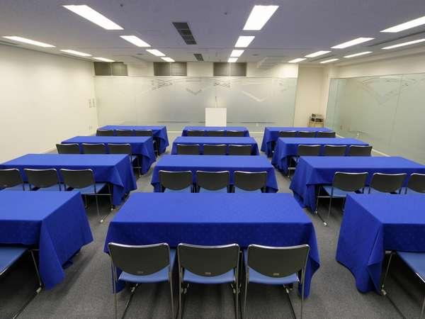コンベンションルームA(会議・セミナー)などに御利用いただけます。(要予約)
