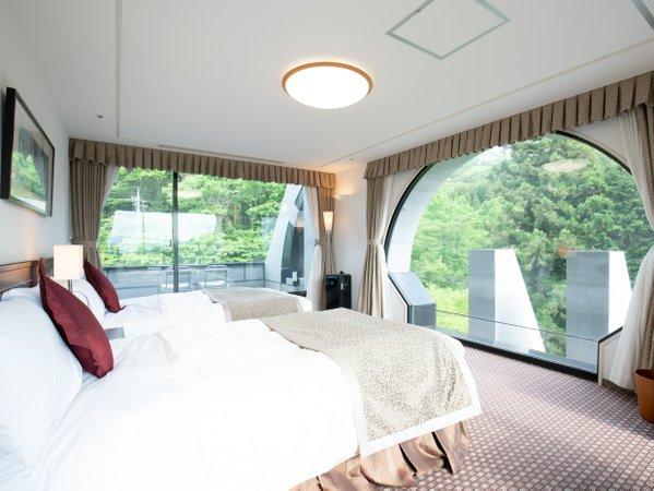 ◆洋室ジュニアスイート55平米(ベッドルーム)