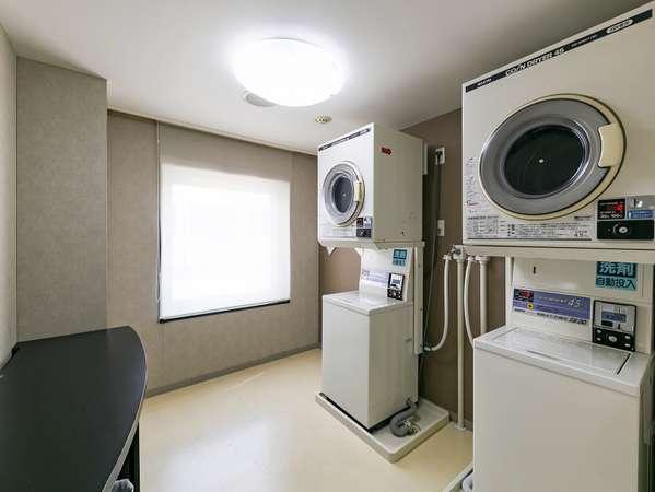 【コインランドリー】柔軟剤入りの洗剤セットです。洗濯機300円 乾燥機100円