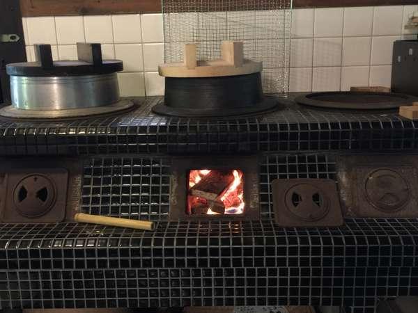 三和式かまど炊飯煮ものなど美味しく仕上がります