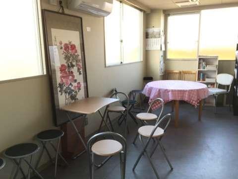 食堂(共用スペース)