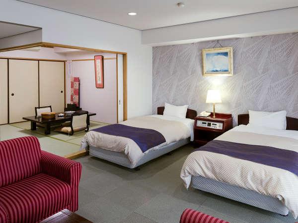 【和洋室 44平米】3階~8階の各フロアーに2部屋づつご用意しています(階層指定不可)。