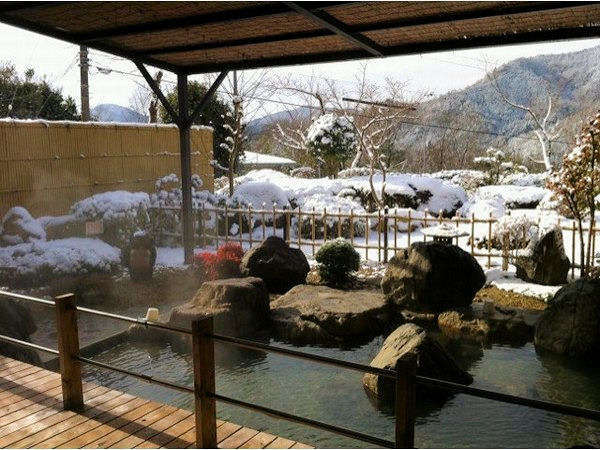 【冬期】 雪を眺めながら…。