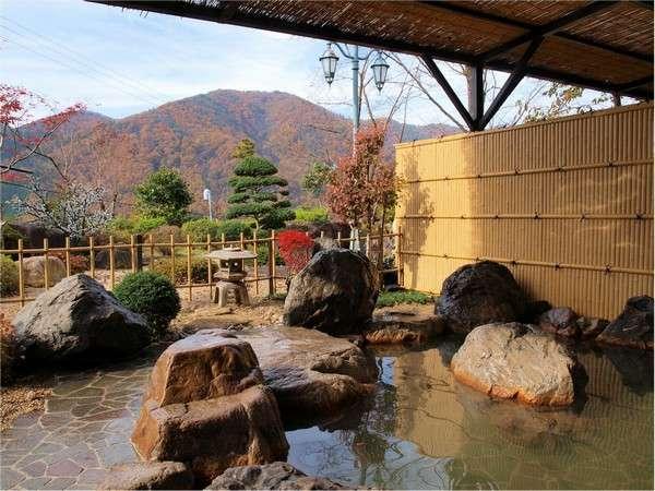 【秋期】色鮮やかな山々を眺めて