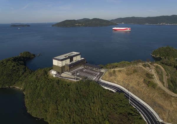笠戸島に位置する「国民宿舎 大城」から、瀬戸内の魅力をたっぷりとお届け致します。
