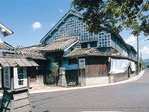 小京都豆田の町並み(ホテルより徒歩20分)