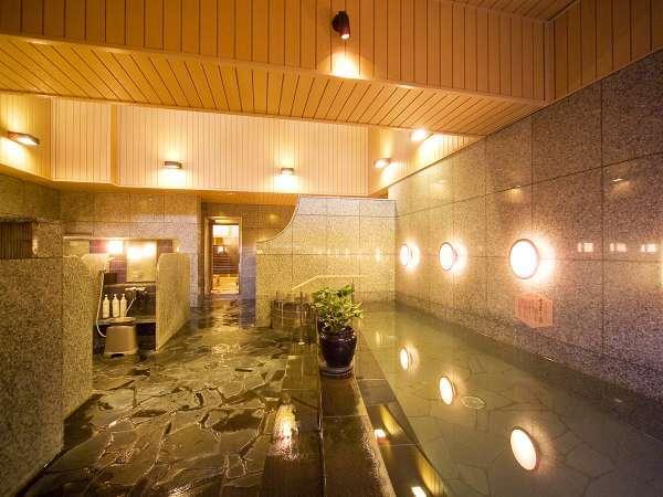 準天然光明石温泉(人工温泉)大浴場