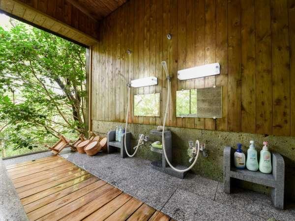 *【浴室・女湯】別棟にございます。