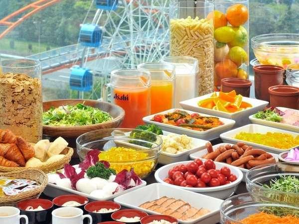 朝食バイキング イメージ写真