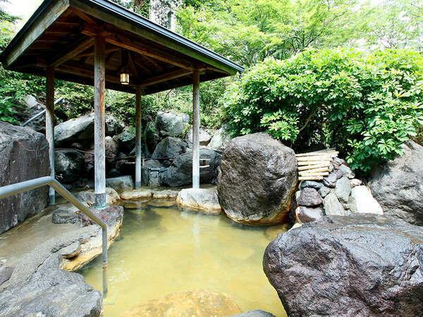 □野天風呂(壱の湯)