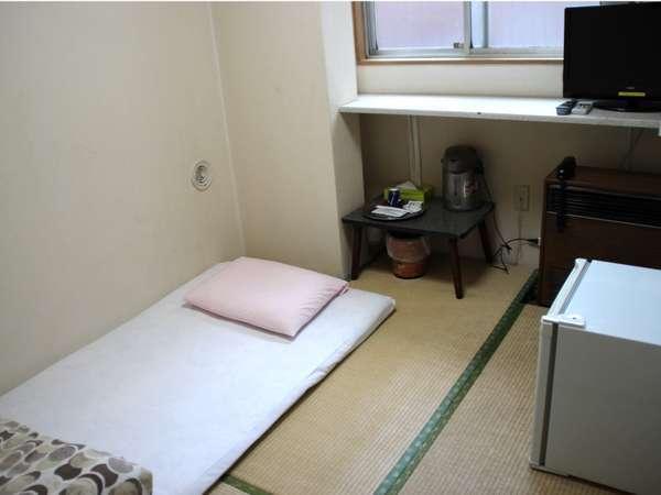 【個室シングル和室】