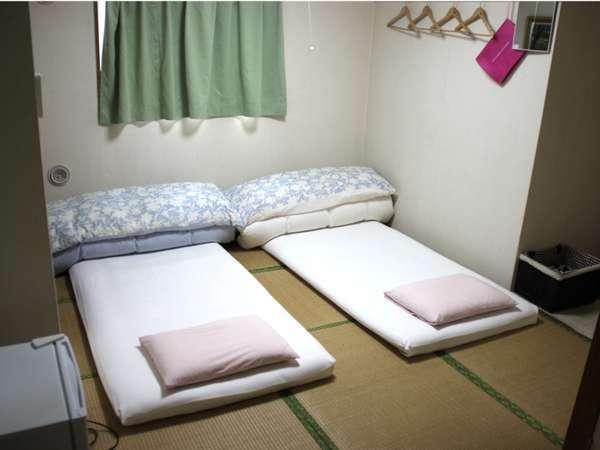 【個室ツイン和室】(本館)