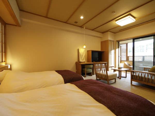 【本館 和フォース】客室露天風呂付