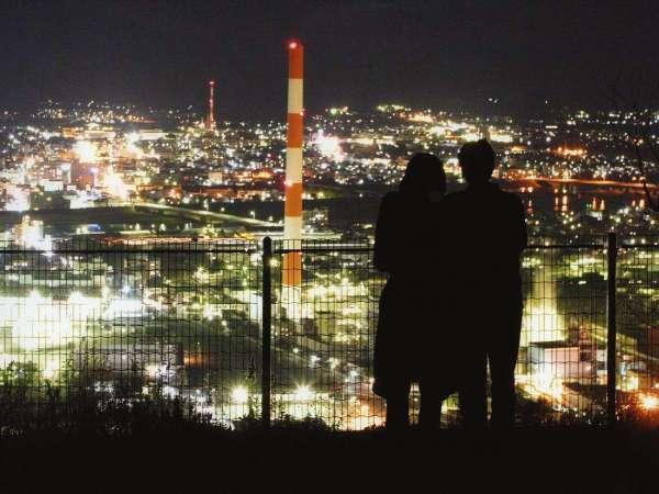 愛宕山夜景