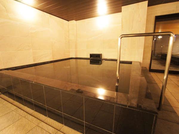 大浴場 白湯