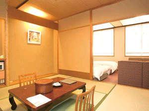 和洋室 ※客室の一例