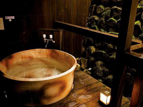 露天風呂付和洋室 ※客室の一例
