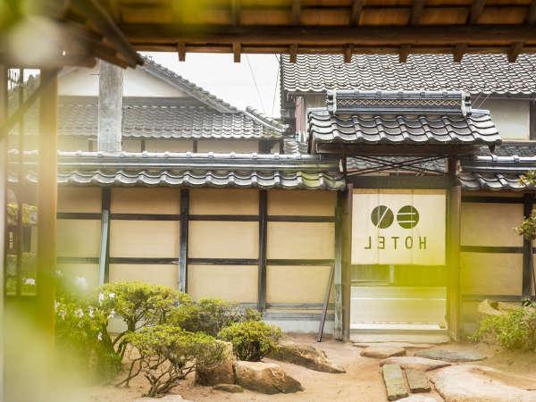 城下町でも400年という長い歴史をもつ木村家。贅を尽くした日本建築です。