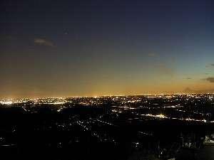 筑波山頂からの夜景は、冬が絶景★スカイツリーも見えるかも!