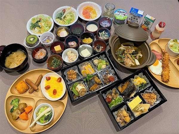 【朝食◆全体イメージ】