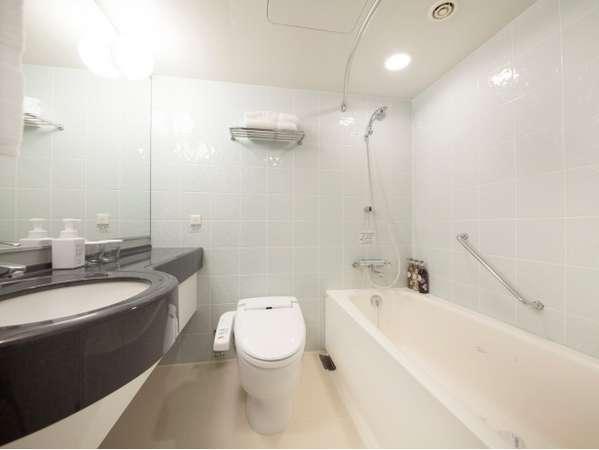 ハリウッドツインルームのバスルーム