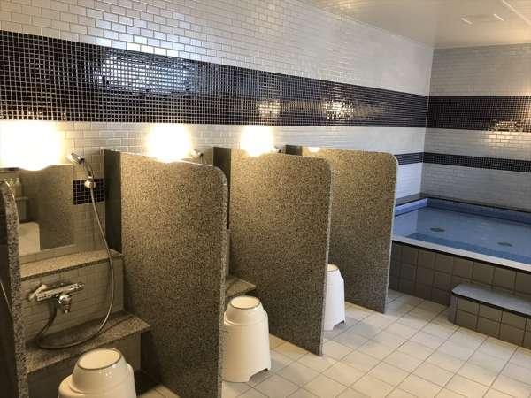 大浴場(男性用) PM3:00~深夜1:00 AM6:00~AM10:00