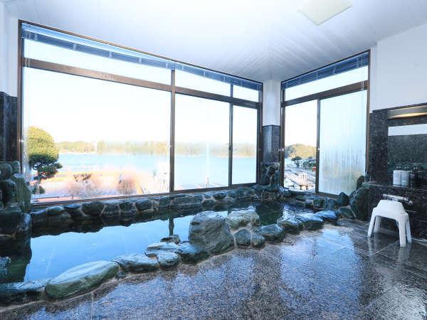 ◆榊原温泉◆岩風呂の大浴場がございます!マッサージ効果があり、ハリ・ツヤのある肌を生み出します♪